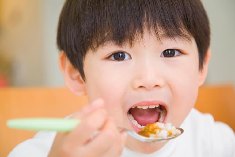 お子さまの食生活に関するアドバイス