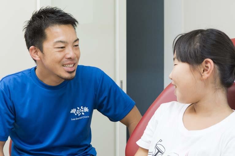 予防治療・定期検診のための専用個室